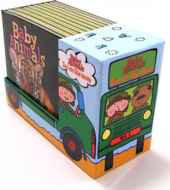 Baby Animals: Zoo on the Move Boxed Set