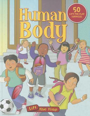 US Human Body (lift the Flap)