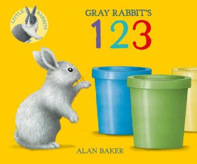 Gray Rabbit's 123