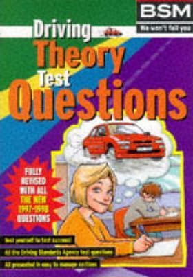 Driving Theory Test Questions