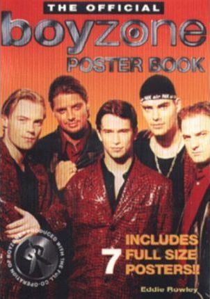 """The Official """"Boyzone"""" Poster Book"""