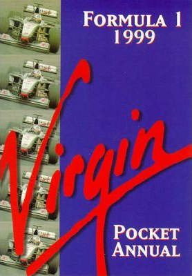 Virgin Formula 1 Grand Prix Pocket Annual 1999