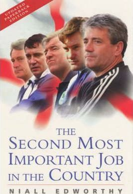 The Second Most Important Job in the Country