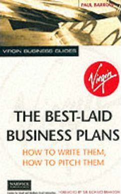 The Best-laid Business Plans