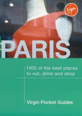 Virgin Pocket Guide: Paris