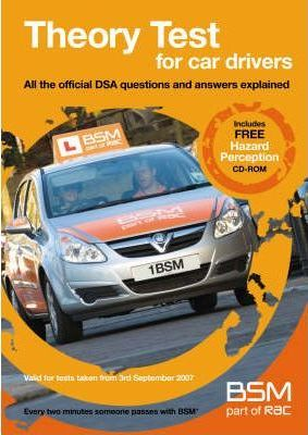 BSM Theory Test for Car Drivers