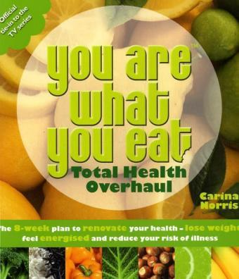 You Are What You Eat: Total Health Overhaul