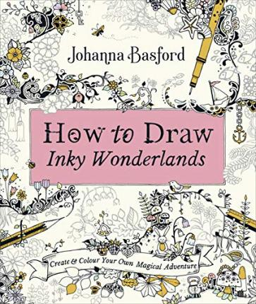How to Draw Inky Wonderlands Cover Image