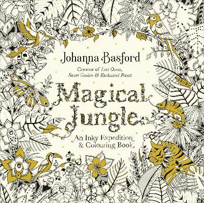 Magical Jungle Johanna Basford 9780753557167