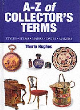 A-Z of Collector's Terms
