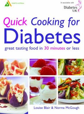 Quick Cooking for Diabetes