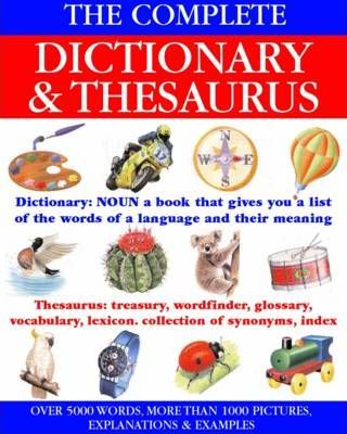Complete Dictionary and Thesaurus