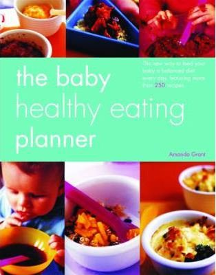 Baby Healthy Eating Planner