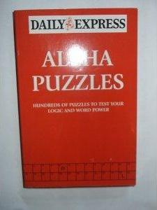 Daily Express Alpha Puzzles