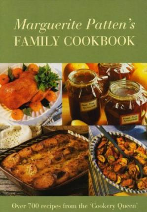 Marg Pattens Family Cookbook