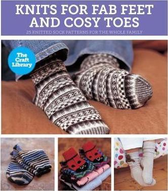 The Craft Library: Knits for Fab Feet & Cosy Toes