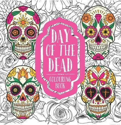 Day of the Dead Colouring Book
