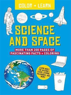 Color + Learn: Science and Space