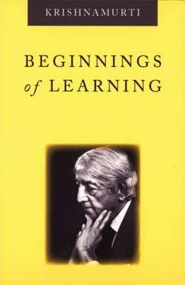 The Beginnings of Learning