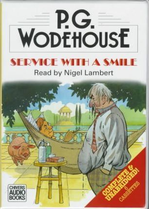 Service with a Smile: Complete & Unabridged