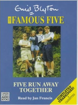 Five Run Away Together: Complete & Unabridged