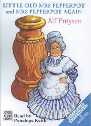 Little Old Mrs.Pepperpot: AND Mrs.Pepperpot Again
