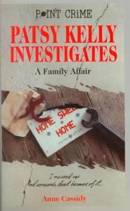 Patsy Kelly Investigates: A Family Affair No. 1