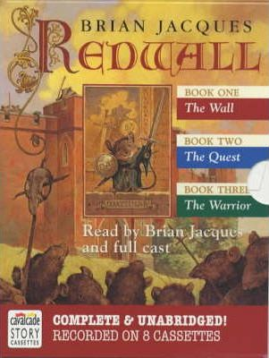 Redwall: The Wall/The Quest/The Warrior Bks.1-3