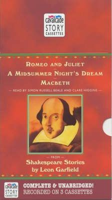 "Shakespeare Stories: ""Romeo and Juliet"", ""A Midsummer Night's Dream"", ""Macbeth"""