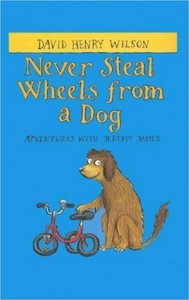 Never Steal Wheels from a Dog