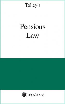 Tolley's Pensions Law Looseleaf Service