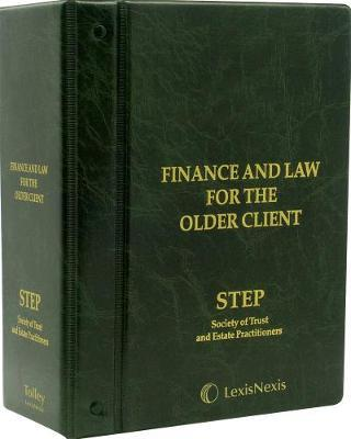 Finance and Law for the Older Client