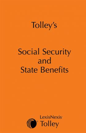Tolley's Social Security and State Benefits