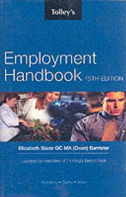 Tolley's Employment Handbook 2001-02: Plus Supplement
