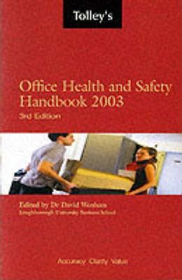 Tolley's Office Health and Safety Handbook