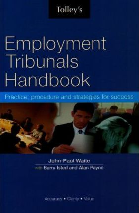 Employment Tribunals Handbook