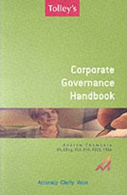 Tolley's Corporate Governance Handbook