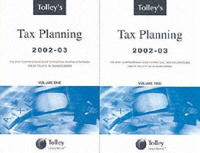 Tolley's Tax Planning 2002-2003
