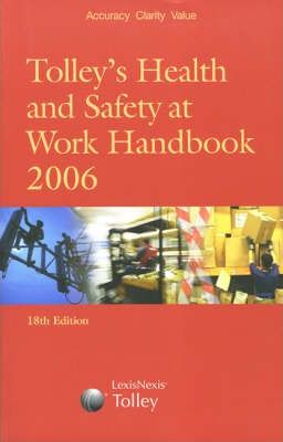 Tolley's Health and Safety at Work Handbook