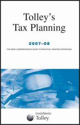 Tolley's Tax Planning 2007-2008