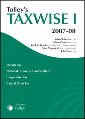 Tolley's Taxwise: v. 1