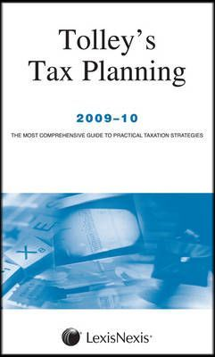 Tolley's Tax Planning 2009-10