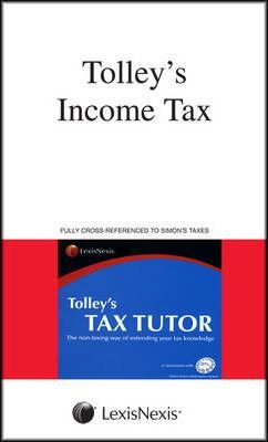 Tolley's Income Tax and Tax Tutor 2009-10