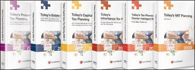 Tolley's Tax Planning Series 2009