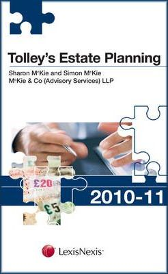Tolley's Estate Planning 2010-11
