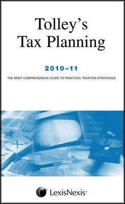 Tolley's Tax Planning 2010-11