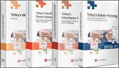 Tolley's Tax Planning Series 2010