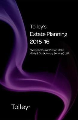 Tolley's Estate Planning 2015-16