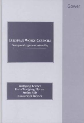 establishment of the european works councils The european work council directive establishes a european legal procedure for the establishment of european works councils (ewcs) the right to be represented by an ewc was first introduced by the european works council directive in 1994.