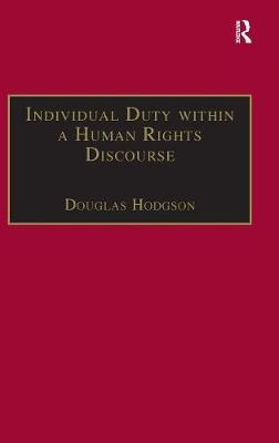 Individual Duty within a Human Rights Discourse